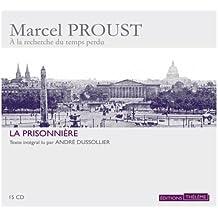 La Prisonnière (Livre Audio)