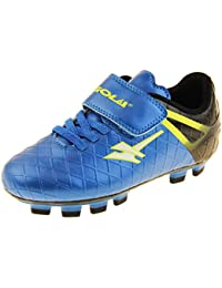 Gola Activo 5 Niños Zapatos de Fútbol de Césped Artificial