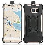 Wicked Chili Halteschale für Samsung Galaxy S7 Edge (G935F) für KFZ Scheibenhalterung oder Fahrrad Halterung (Passgenau, Made in Germany), S7 Edge Case