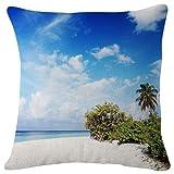 quanzhouxuhuixiefu Swans on The Lake Animal - #48871 - Plush Cushion Covers Throw Pillowcases Super Soft Fashion Simple Decorative Pillowcases 18x18 inches