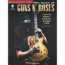 Partition : Guns' N Roses Best Of Signature Licks