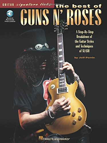 Signature Licks: Guns N' Roses: Guitar Tab (Guitar Signature Licks)