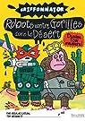 Griffonnator:Robots contre Gorilles dans le Désert par Catlow
