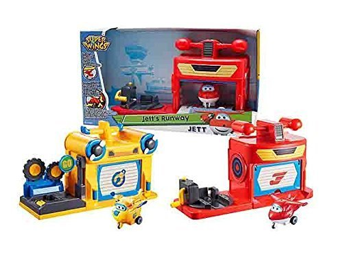 SUPERWINGS PLAYSET C/1 PERS. UPW05000