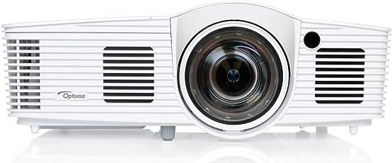 "Optoma GT1070Xe 2800ANSI lumens DLP 1080p (1920x1080) 3D Desktop projector White - data projectors (16:9, 1150.6 - 7620 mm (45.3 - 300""), AC, 4:3, 16:10, 16:9, 0.5 - 3.35 m, 23000:1)"