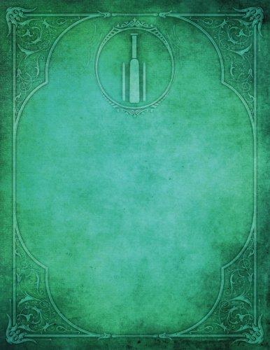 Monogram Cricket Blank Sketchbook: Art Sketch Pad Notebook: Volume 55 (Monogram Elegance 150 Sketch) por N.D. Author Services