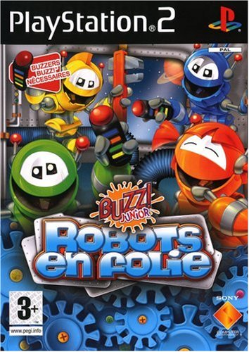 Buzz! Junior Robots en Folie : Playstation 2 , FR