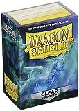 Dragon Shield- Bustine per Carte, Colore Clear, 1