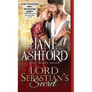 Lord Sebastian's Secret (The Duke's Sons Book 3) (English Edition)
