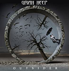 Outsider (Ltd.Gatefold/Grey Vinyl/180 Gramm) [Vinyl LP] [Vinyl LP]