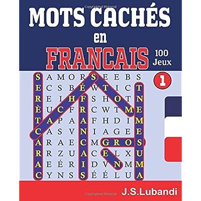 MOTS CACHÉS en FRANCAIS