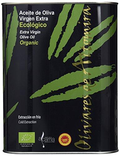 Olivares de Altomira, Aceite de oliva (Virgen extra, ecológico) - 3l.