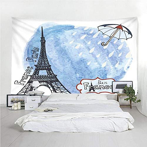 LoveTapestry Tapiz Cortina De Tapiz Hippie Paraguas De La Torre Toalla De Playa Suave con Decoración De Dormitorio Chal200X150CM
