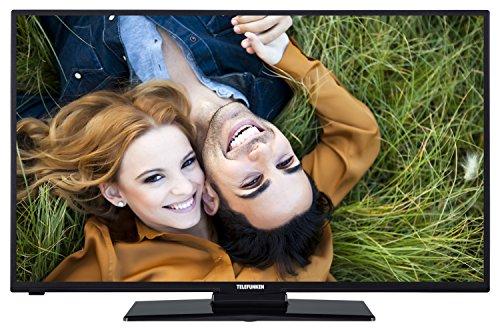 Telefunken XF40A101 102 cm (40 Zoll) Fernseher (Full HD, Triple Tuner) schwarz