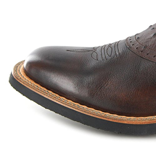 Sendra Boots  8048, Bottes et bottines cowboy homme Marron - Jacinto Marron