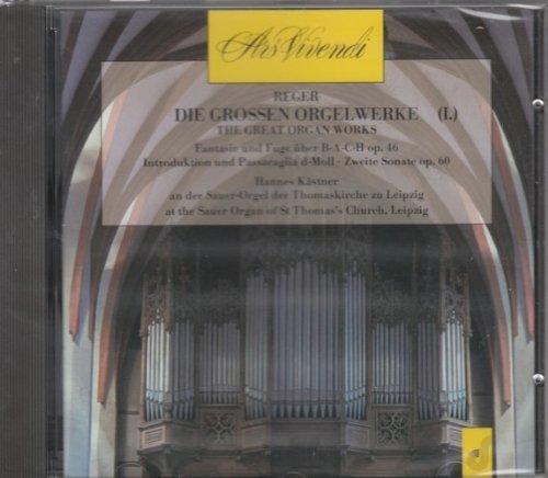 Die Grossen Orgelwerke Vol. 1