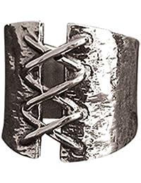 etNox - Ring Story of O. ''Korsett'' Edelstahl (SR1137)