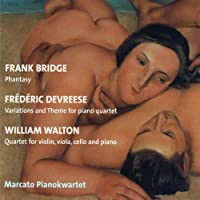 Frank Bridge, Frederic Devreese, William Walton