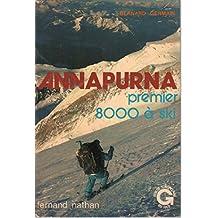 Annapurna premier 8000 a ski