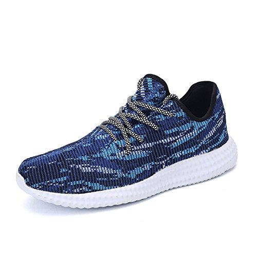 KVKY , Chaussures de running pour homme bleu bleu marine Bleu Marine