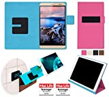 reboon Hülle für Huawei MediaPad X2 Tasche Cover Case Bumper | in Pink | Testsieger