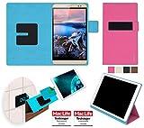 reboon Huawei MediaPad X2 Hülle Tasche Cover Case Bumper | Pink | Testsieger
