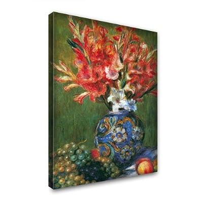 """""""Renoir Sammlung 2"""", Kunstdrucke Leinwandbild Bild Malerei Wandbilder. Größe 12'' x 18'' - 30 x 45cm. Verschiedene Größe und Designs erhältlich. von Trends World auf TapetenShop"""