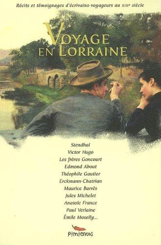 Voyage en Lorraine