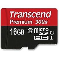 16 GB Micro SDHC Class 10 Scheda