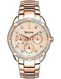 Bulova Montres Bracelet 98W178