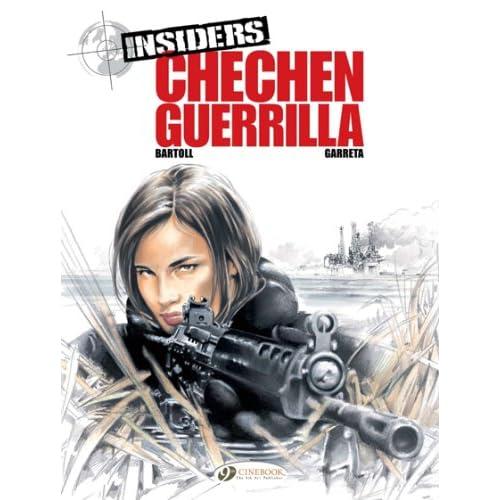 Insiders - tome 1 Chechen Guerilla (01)