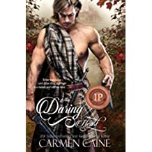 The Daring Heart (The Highland Heather and Hearts Scottish Romance Series Book 3) (English Edition)
