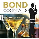 BUTLERS BOOK Bond Cocktails
