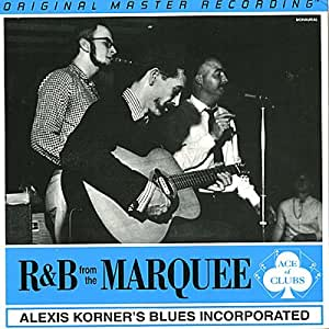 R&B From the Marquee [VINYL]