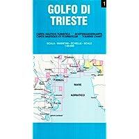Golfo di Trieste 1:50.000 - Carta Nautica