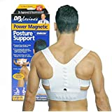 Yora Posture Back Support Brace For Neck & Back Pain Relief For Men & Women (XXL)