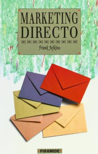Marketing directo (Empresa Y Gestión)