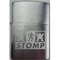 Zippo 1100017 Feuerzeug 200 Stomp