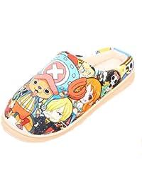 Bromeo Date A Live Anime Super Suave Zapatillas de estar por casa Felpa Zapatos