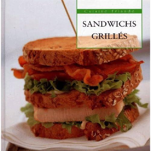 Sandwiches grillés