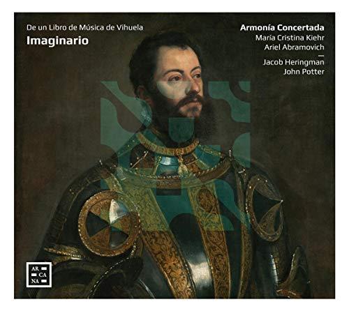Imaginario/de un Libro de Musica de Vihuela