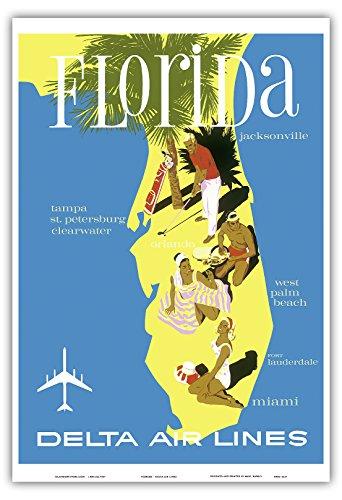 florida-golf-buceo-sol-delta-air-lines-vintage-airline-travel-poster-desconocido-master-arte-impresi