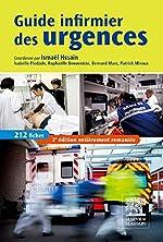 Guide infirmier des urgences de Ismaël Hssain
