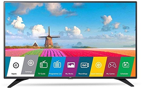 LG 108 cm (43 inches) 43LJ531T Full HD LED TV (Space Black)