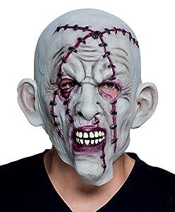 Boland 97538-Máscara de látex Zombie, Otras Juguetes
