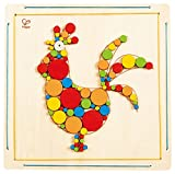 Hape Gallo Mosaico Artesanal