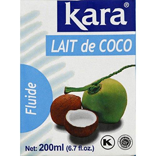 kara Lait de coco - ( Prix Unitaire ) - Envoi Rapide Et Soignée