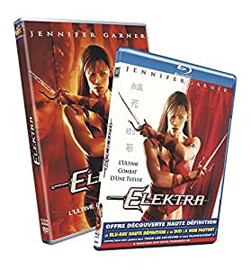 Elektra [Pack Duo Blu-ray + DVD]