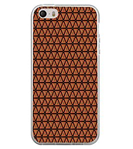 Colourful Pattern 2D Hard Polycarbonate Designer Back Case Cover for Apple iPhone 4