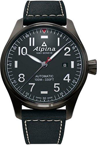 Alpina Geneve Startimer Pilot AL-525G4TS6 Herrenarmbanduhr Fliegeruhr